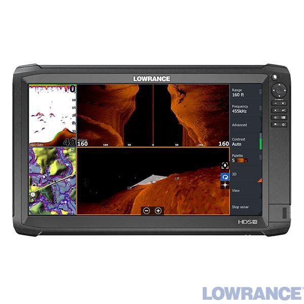 Эхолот / картплоттер Lowrance HDS-16 Carbon