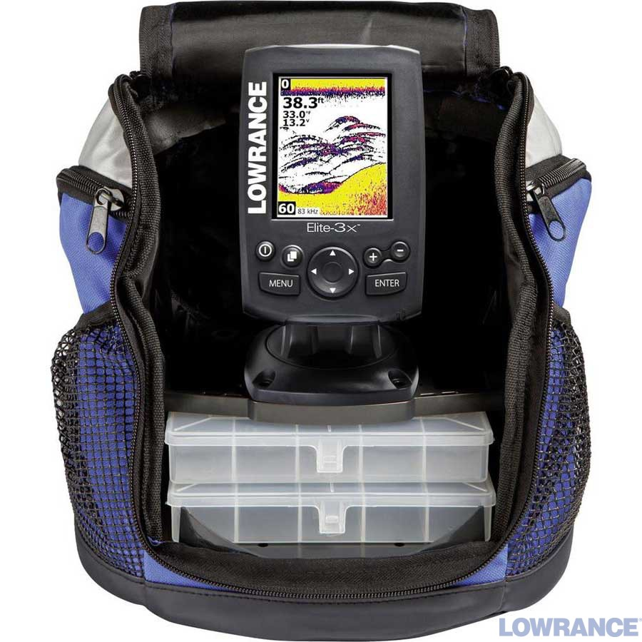 Lowrance Elite-3x All-Season