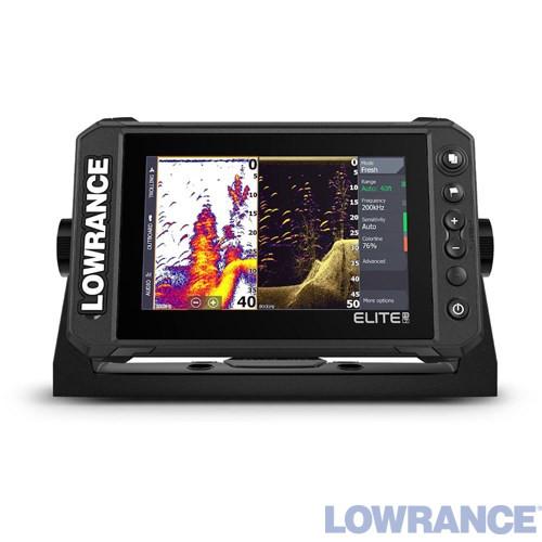 Ехолот/картплоттер Lowrance Elite FS™ 7 з Active Imaging 3-в-1