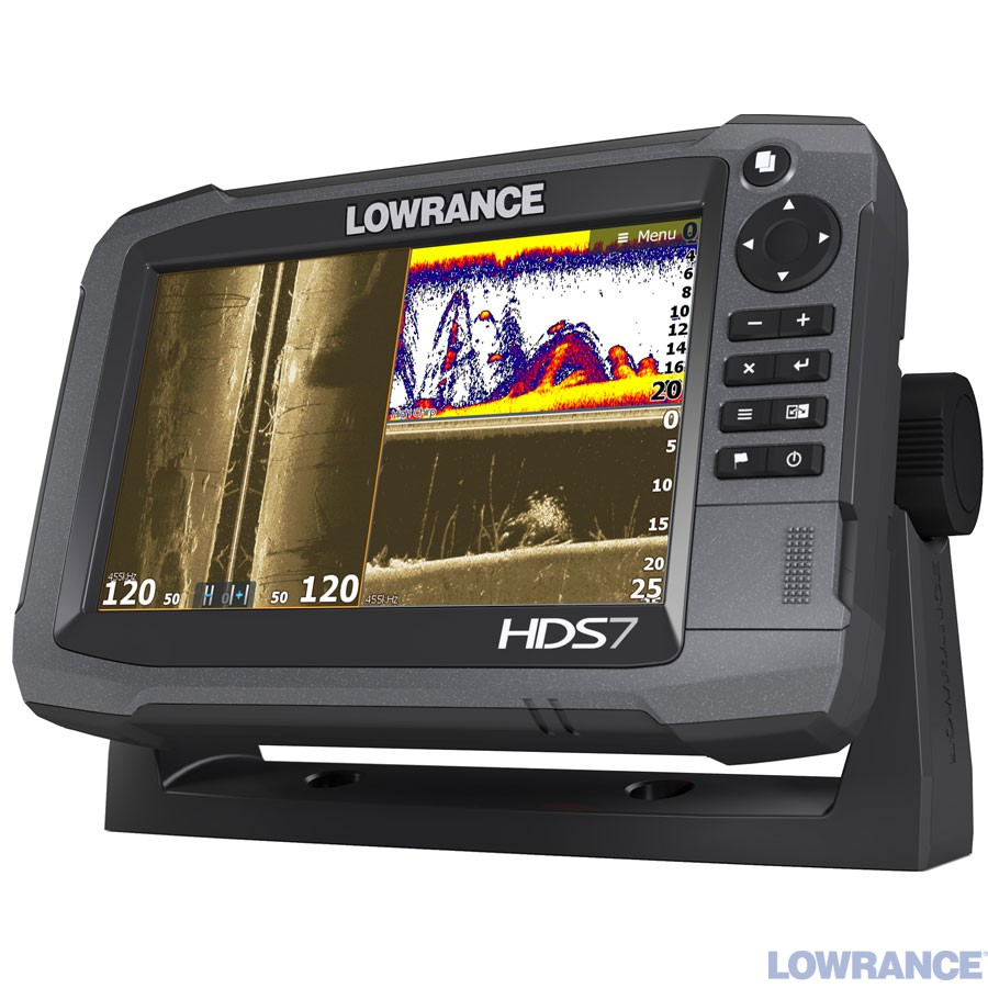 Lowrance HDS-7 Gen 3  High Definition System