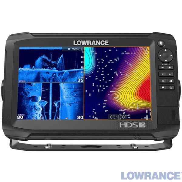 Эхолот / картплоттер Lowrance HDS-9 Carbon