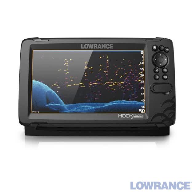 Ехолот-картплоттер Lowrance HOOK Reveal 5 83/200 HDI