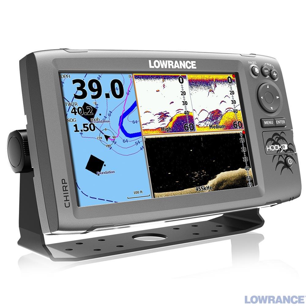 Lowrance HOOK-9
