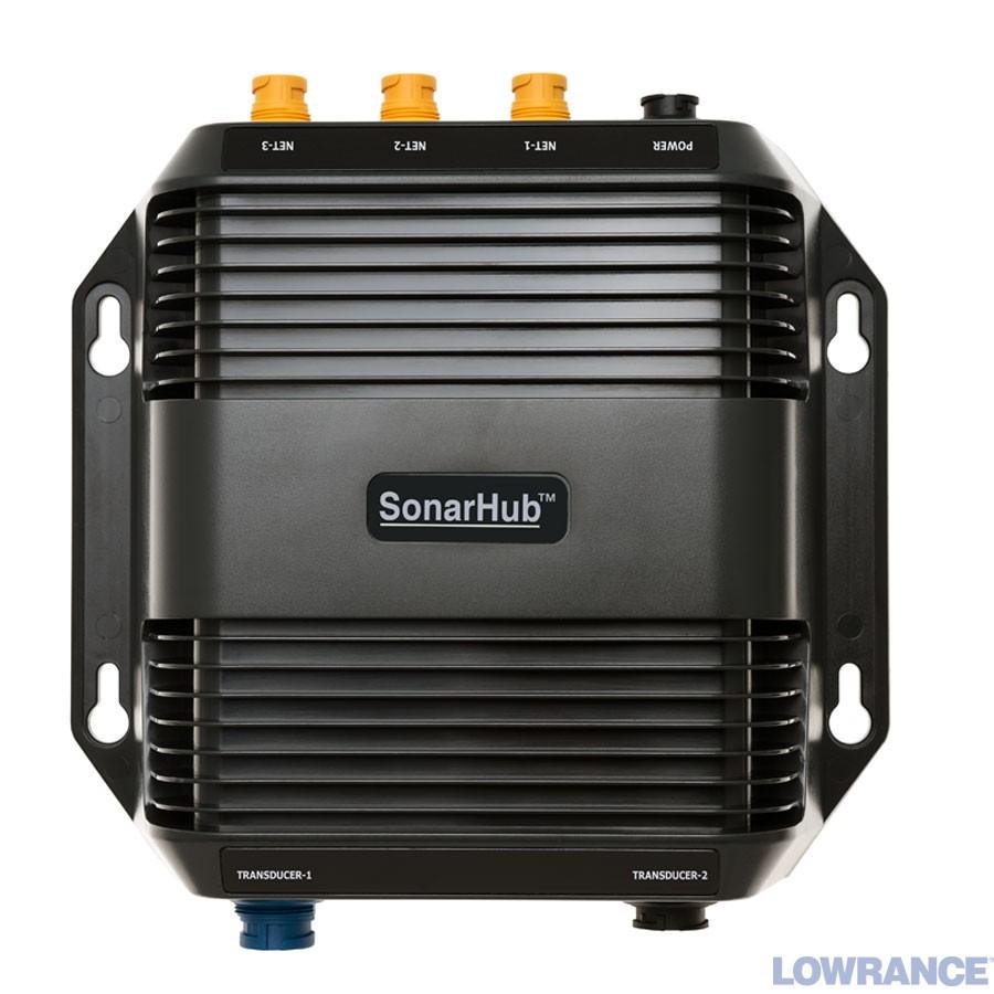 Эхолокационный модуль Lowrance SonarHub