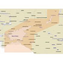 Карта C-MAP MAX-N WIDE RS-N235 - Азовское море и Волго-Донский канал