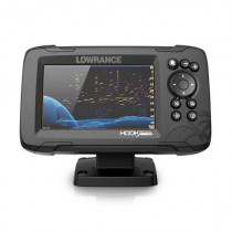 Ехолот-картплоттер Lowrance HOOK Reveal 5 83/200 HDI
