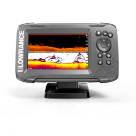 GPS-навигатор с датчиком эхолота Lowrance HOOK2 5 SplitShot
