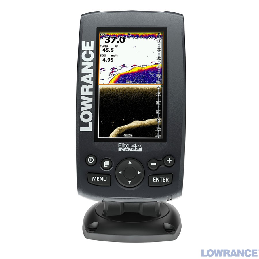 Lowrance Elite-4x CHIRP