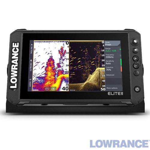 GPS-навігатор з датчиком ехолота Lowrance Elite FS™ 9 з Active Imaging 3-в-1