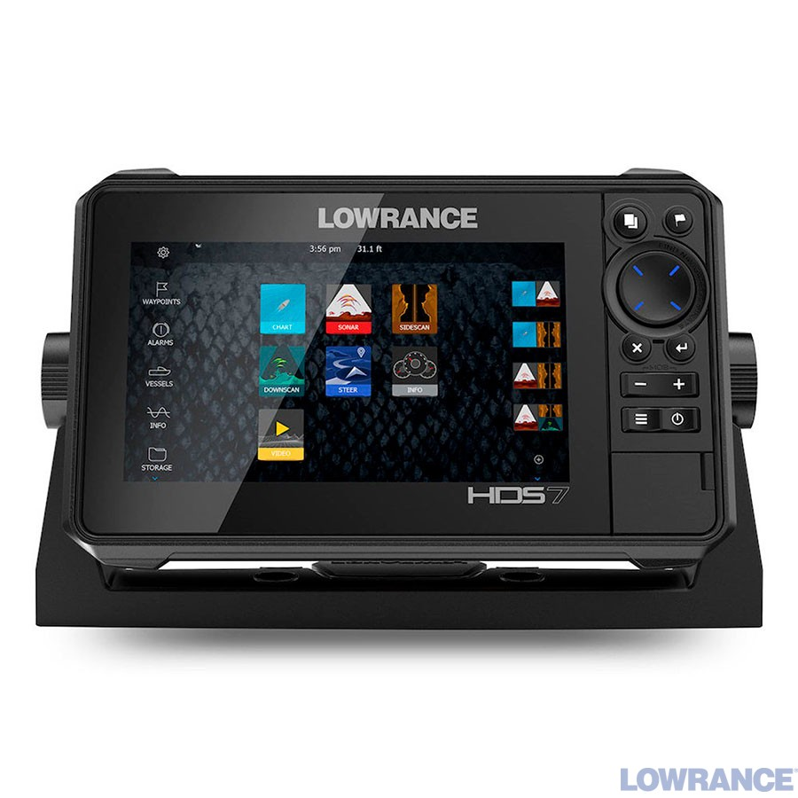 Ехолот / картплоттер Lowrance HDS 7 Live з Active Imaging 3-в-1