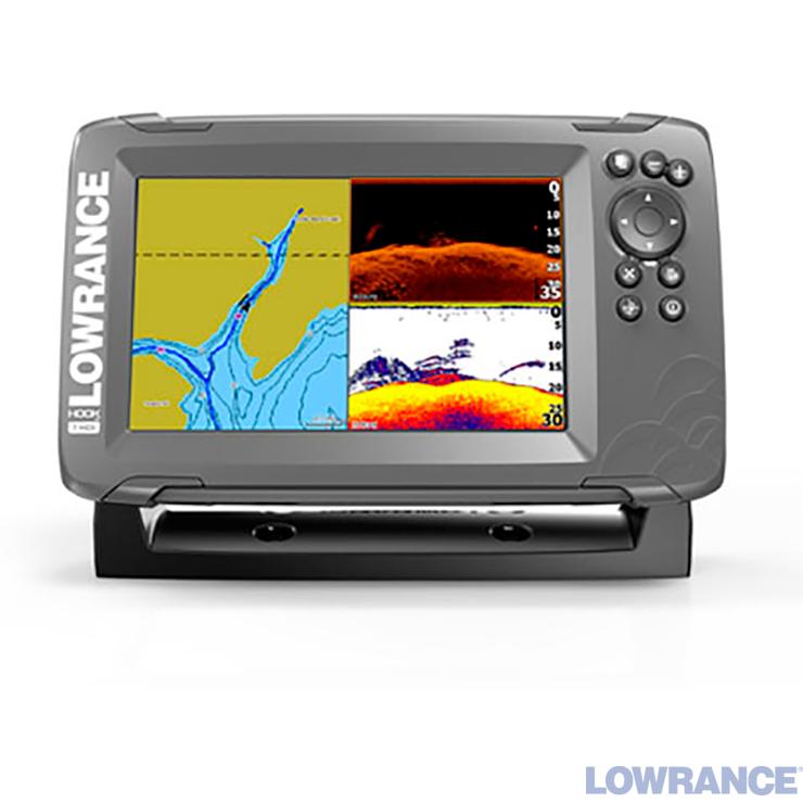 Ехолот / картплоттер Lowrance HOOK2 7 SplitShot
