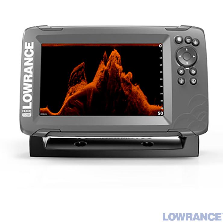 Ехолот Lowrance HOOK2 7x SplitShot