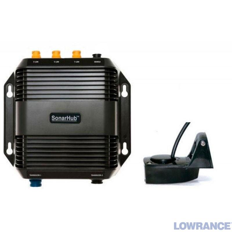 Эхолокационный модуль Lowrance Sonar HUB W / TM150