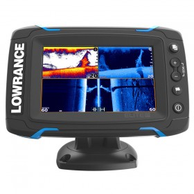 Ехолот / картплоттер Lowrance Elite-5 Ti TotalScan