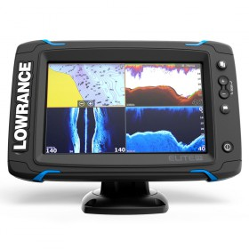 GPS-навігатор з датчиком ехолота Lowrance Elite-7 Ti