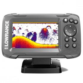 GPS-навігатор з датчиком ехолота Lowrance HOOK2 4x GPS Bullet