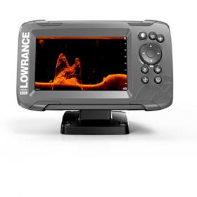 GPS-навігатор з датчиком ехолота Lowrance HOOK2 5x SplitShot