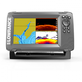 GPS-навігатор з датчиком ехолота Lowrance HOOK2 7 SplitShot