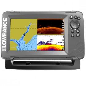 GPS-навігатор з датчиком ехолота Lowrance HOOK2 7 TripleShot