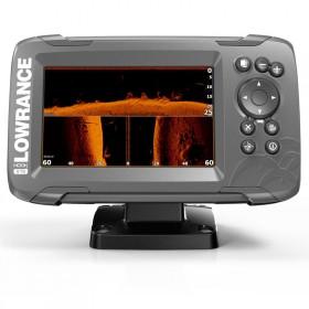 GPS-навігатор з датчиком ехолота Lowrance HOOK2 5 TripleShot