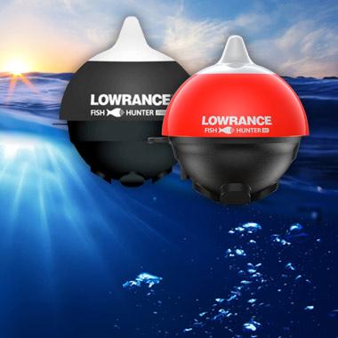 Серия Lowrance FishHunter