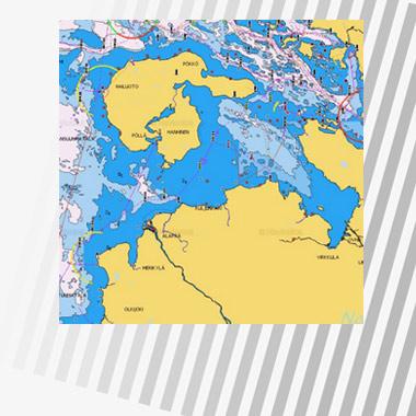 Карты для картплоттеров, морских навигаторов - Navionics, C-MAP