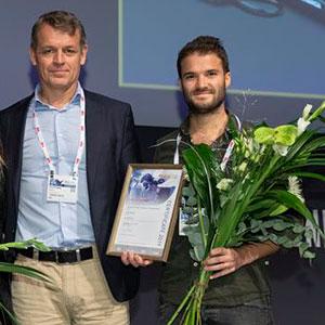 Троллінговий мотор Lowrance Ghost отримав престижну нагороду DAME Design Awards