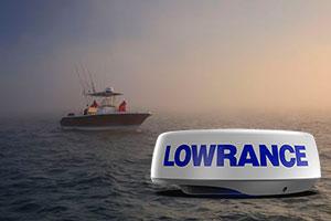 Морской радар Lowrance Halo2