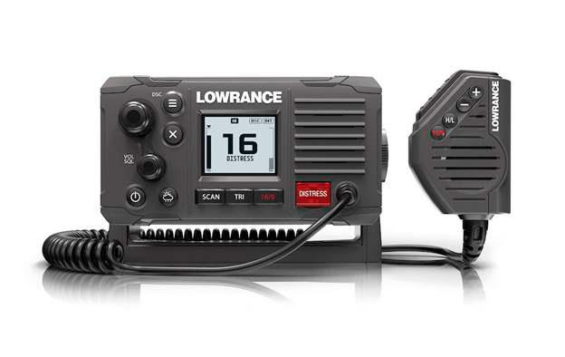 Морська рація Lowrance Link-6S VHF DSC