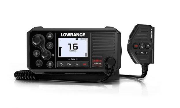 Морська рація Lowrance Link-9 VHF