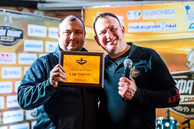 Змагання з ловлі хижої риби з човна ДРОФА ФІШИНГ