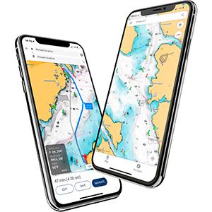 Lowrance® представляє новий мобільний додаток